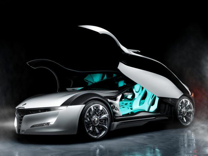 Alfa Romeo Pandeon concept 2010