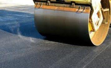nuovo asfalto